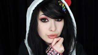Emo Scene Queen Makeup Tutorial