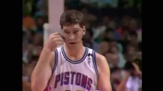 1991 NBA Playoffs: Chicago Bulls vs Detroit Pistons