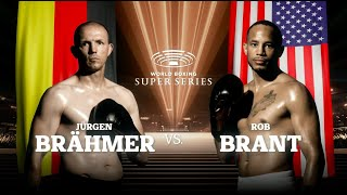 Brähmer vs Brant - WBSS Season I: Super-Middleweight QF4