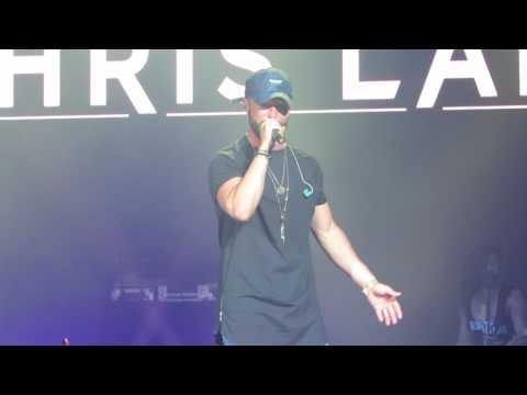 "Chris Lane ""For Her"" Live @ BB&T Pavilion"