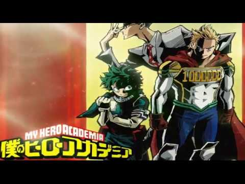 Polaris By Blue Encount 1 Hour Extended My Hero Academia Season 4 Opening