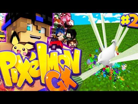 PRIME EVOLUZIONI E SCONTRI POKEMON! - Pixelmon Gx su Minecraft ITA