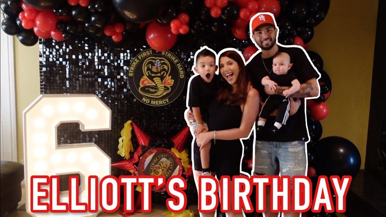 Download ELLIOTT'S 6TH BIRTHDAY!! *LVE FAMILY*