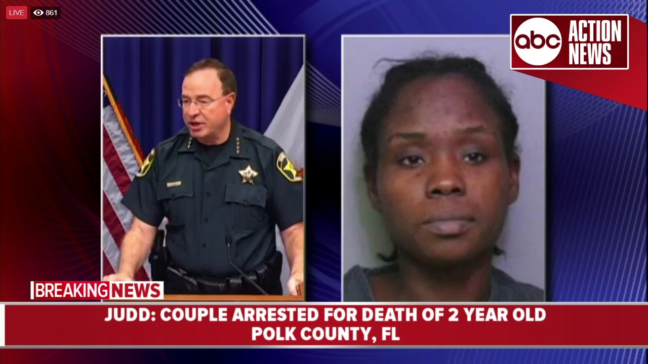Davenport couple arrested in death of woman's 2-year-old son | News Conference