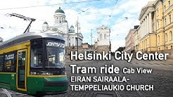 Helsinki City Center Tram Ride