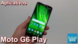 Motorola Moto G6 Play - Aplicativos