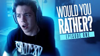 FaZe Adapt Plays Would You Rather Thumbnail