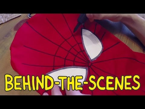The Amazing Spider-Man 2 Trailer - Homemade Behind the Scenes
