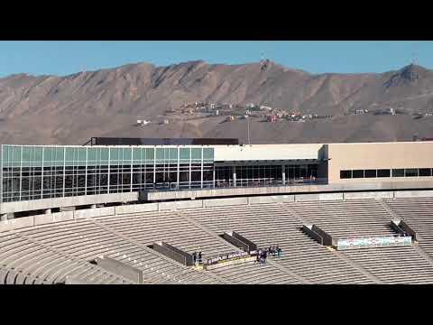 N.C. State v. Arizona State: Sun Bowl Stadium in El Paso, Texas