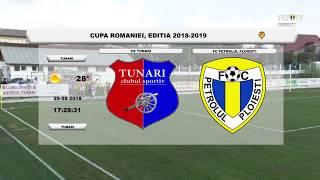 *FCPTV* LIVE ---- CS Tunari - FC Petrolul Ploiesti 2-1(0-1)