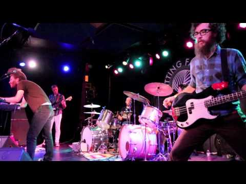 Parts & Labor - The Gold We're Digging - Live 12/16/11