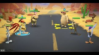 Looney Tunes World of Mayhem (by Scopely) - rpg game for android and iOS - gameplay.