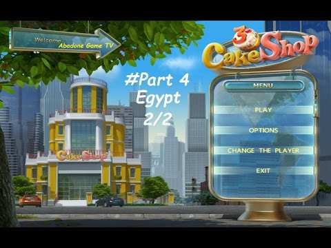 Cake Shop 3 Casual game 02 Time Management BigFishGames