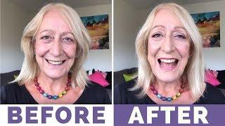 Loving Lindex! My 15 Minute Makeup for Mature Women Tutorial