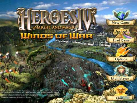 Heroes of Might & Magic IV - Grasslands Theme