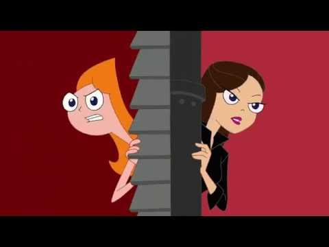 Phineas and Ferb | Busted! (Albanian Alphabet Multilanguage)