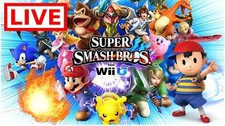 Stream zum Nachholen: Sm4sh mit Jassi Zeldagodass| Super Smash Bros. WiiU