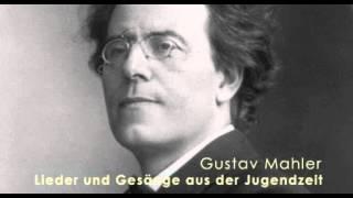 Mahler; Lieder und Gesänge aus der Jugendzeit, Arr. Berio; Nicht wiedersehen!.wmv