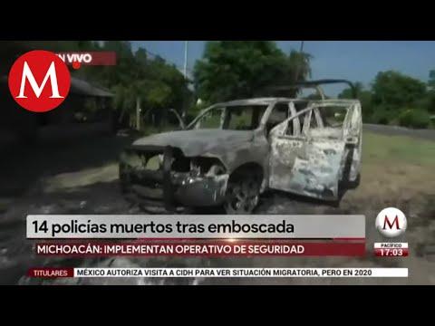 El Gallo Por La Mañana - Cartel De Jalisco Nueva Generacion en Guerra con Michoacan.