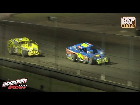 Super DIRTcar Series - 5/16/2017 - Bridgeport Speedway