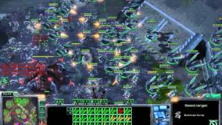 Mass Ravens... no, I mean MASS RAVENS - TvZ - Starcraft 2