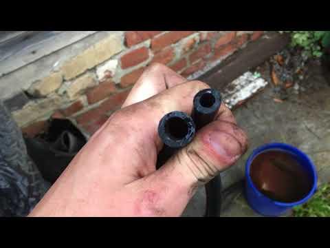 Как удалить воздушную пробку из системы охлаждения ваз 2110 инжектор