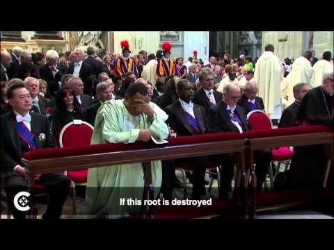 South American Itinerary: Vatican Connections - May 15, 2015