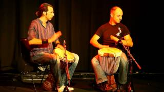 Tullio und Marco am 15 Minuten - Deine Musik im Marabu