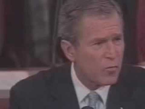 Bloody Sunday, Song by George W Bush