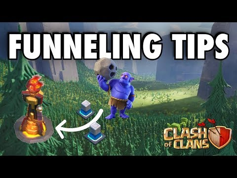 Advanced Funneling Tips & Tricks in Clash of Clans