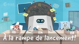 Les aventures épiques de BepiColombo | Partie 1: à la rampe de lancement!