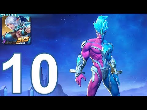 Mobile Legends: Bang Bang - Gameplay Walkthrough Part 10 (iOS, Android)