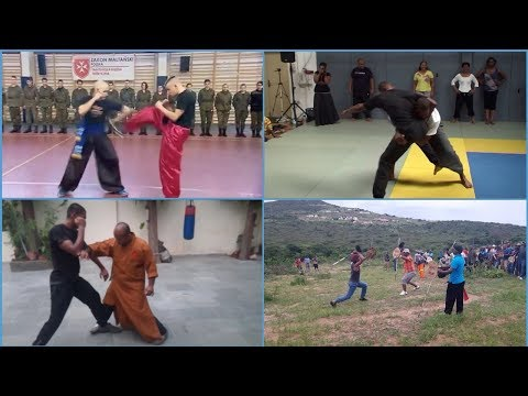 Some of the most interesting martial arts