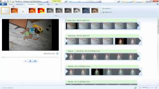 Fit to stretch feature of Windows Live Movie Maker