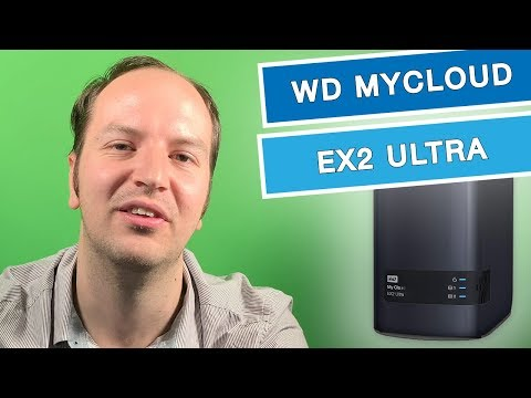WD My Cloud EX2 Ultra - Walkthrough & Review
