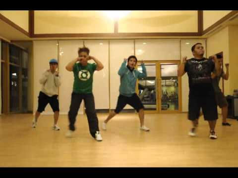 Fresh Like Dougie Choreography