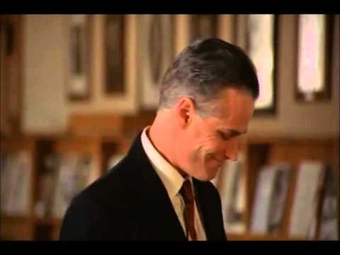 Paul Gross as PM of Canada John Diefenbaker in 'Prairie Giant: The Tommy Douglas Story' 2006