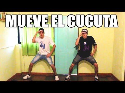 Jorge y Nacho bailando MUEVE EL CUCUTA