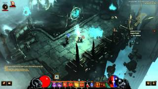 Diablo 3 Reaper of Souls Act V Walkthrough Part 6 Pandemonium Fortress