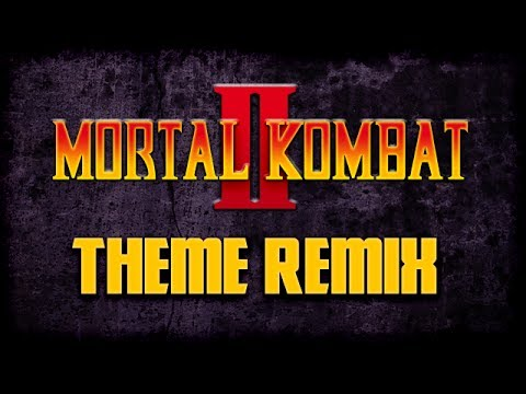 Mortal Kombat 2 Theme HD Remake - Character Select Theme