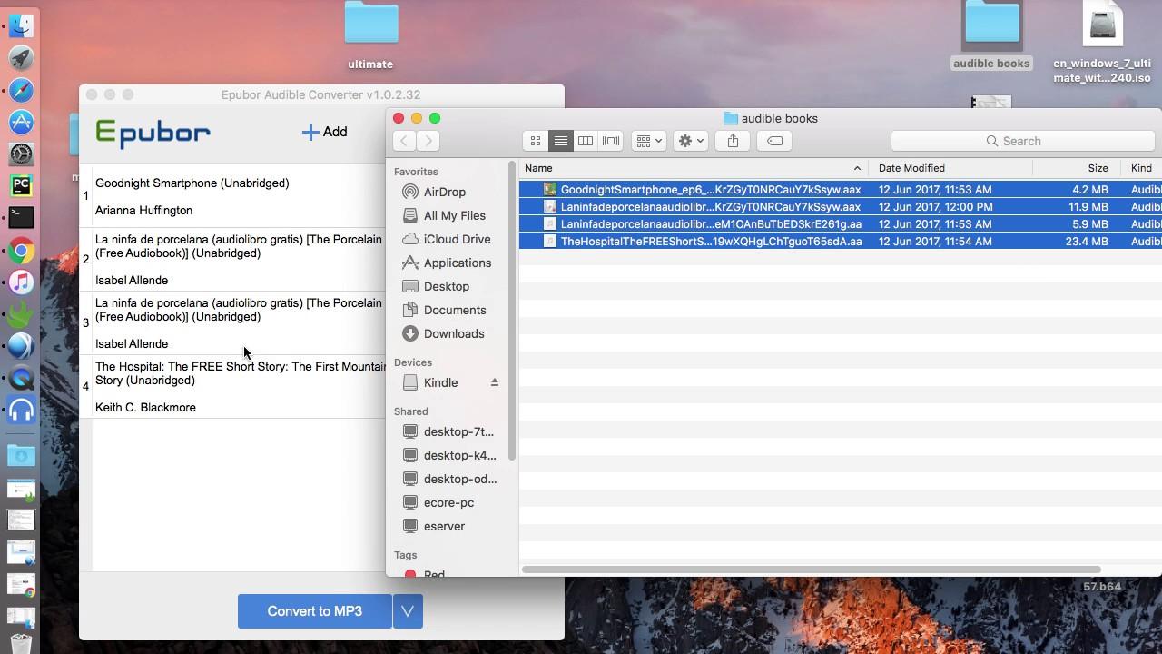 1. AudFree DRM Audio Converter (Mac, Windows) - $39.95