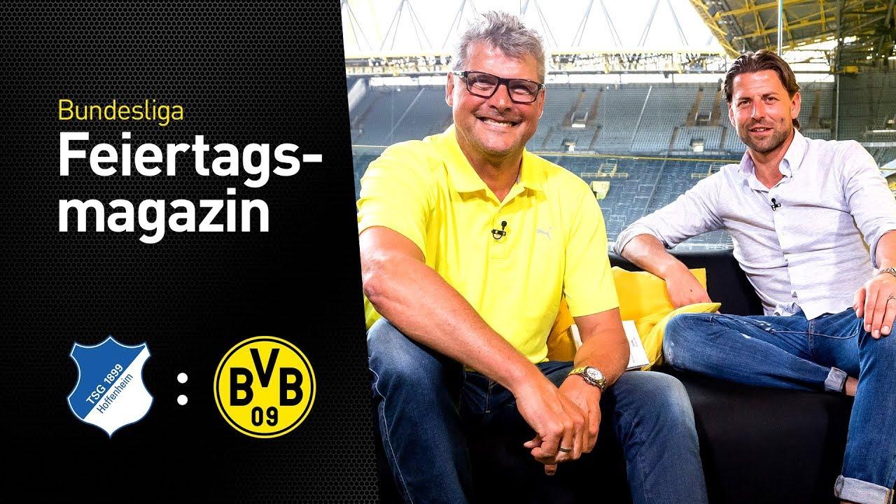 BVB Matchday Magazine w/ Roman Weidenfeller | BVB - TSG Hoffenheim