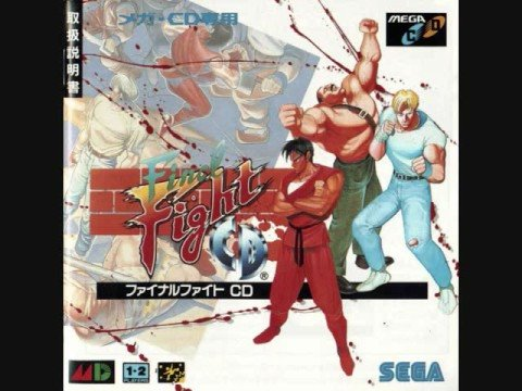 Final Fight CD OST - Industrial Area