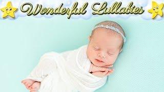Super Soothing Baby Lullaby Sleep Music ♥ Best Soft Bedtime Nursery Rhyme ♫ Good Night Sweet Dreams