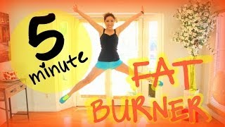 5 Minute FAT BURNER