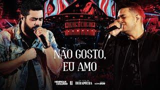 Baixar Henrique e Juliano - NÃO GOSTO EU AMO - DVD Ao Vivo No Ibirapuera