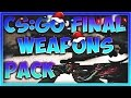 CS:GO Final Weapons Pack | Armas Para Counter-Strike 1.6 - Tequila
