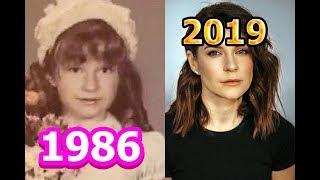 Как выглядела Екатерина Волкова в детстве. Актриса сериала Воронины