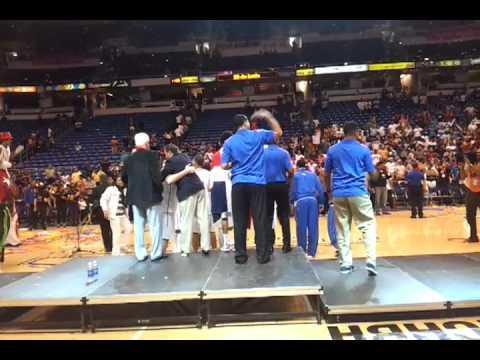 Centrobasket 2012 - Premiacion a Dominicana