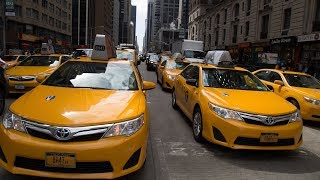 NYC Taxi Suicide Epidemic